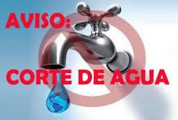 INTERRUPCIÓN SUMINISTRO ABASTECIMIENTO DE AGUA POTABLE POR AVERÍA