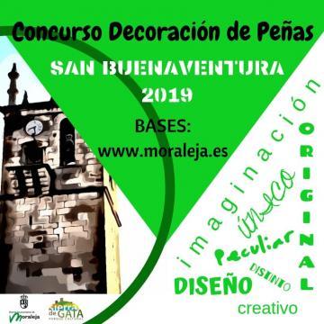 CONCURSO DECORACIÓN DE PEÑAS SAN BUENAVENTURA 2019