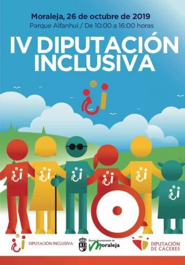 IV  ENCUENTRO DIPUTACIÓN INCLUSIVA