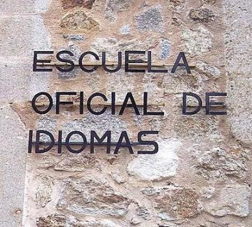 COMIENZO DE LAS CLASES ESCUELA OFICIAL DE IDIOMAS DE MORALEJA