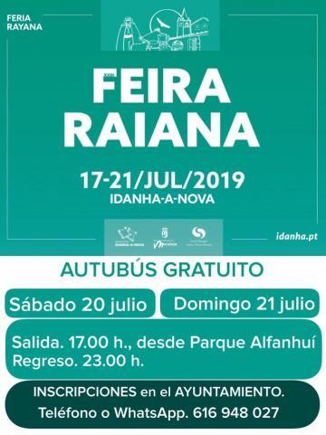 FERIA RAIANA 2019. IDANHA A NOVA.