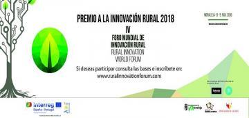 IV FORO MUNDIAL DE INNOVACIÓN RURAL 2018 EN MORALEJA