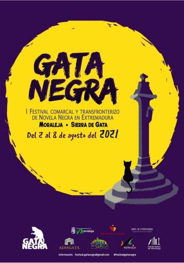 PRESENTACIÓN OFICIAL FESTIVAL DE NOVELA NEGRA GATA NEGRA Y PROGRAMACIÓN