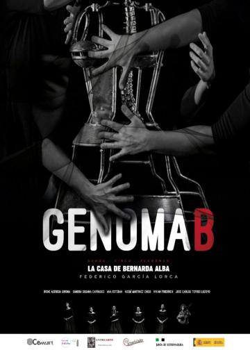 """REPRESENTACIÓN TEATRAL """"GENOMA B"""""""
