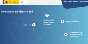 Bono social eléctrico - Actualización Covid-19