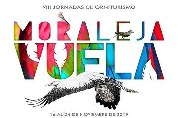VIII JORNADAS DE ORNITURISMO MORALEJA VUELA