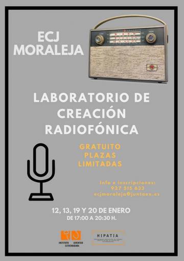 LABORATORIO DE CRACIÓN RADIOFÓNICA