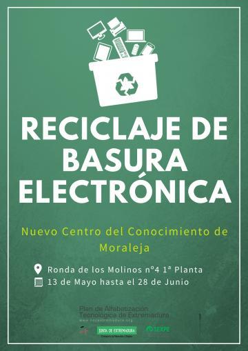 RECICLAJE DE APARATOS ELECTRICOS Y ELECTRONICOS