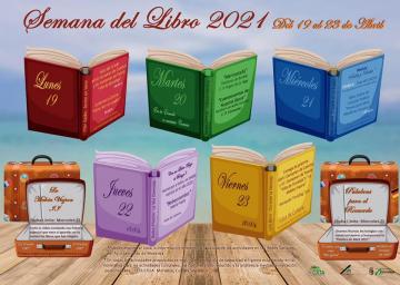 SEMANA DEL LIBRO 2021 – DEL 19 AL 23 DE ABRIL