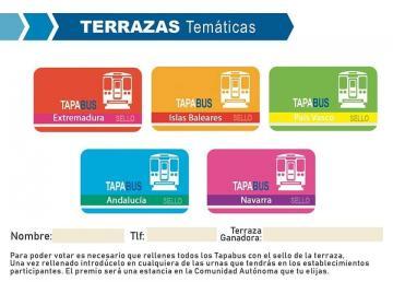 Terrazas Temáticas 1001 Noches ¡De España!